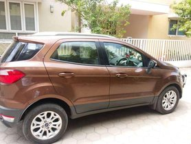 Used Ford Ecosport 2016 MT for sale