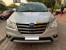 Toyota Innova 2.5 VX (Diesel) 7 Seater MT for sale