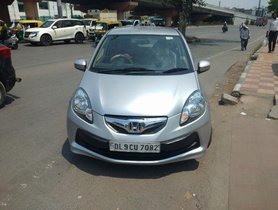 Used Honda Brio EX MT car at low price
