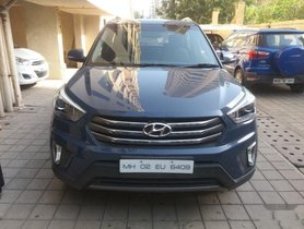 Used Hyundai Creta 1.6 VTVT AT SX Plus 2018 for sale