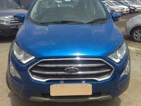 Ford EcoSport 1.5 Petrol Titanium MT 2018 for sale