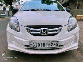 2014 Honda Amaze E i-Dtech MT for sale