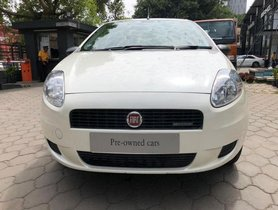 Used Fiat Punto  1.3 Dynamic MT car at low price