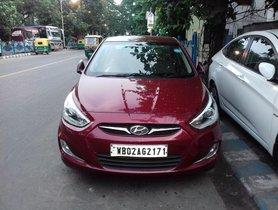 Used Hyundai Verna 1.6 SX VTVT MT car at low price