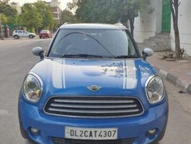 Used Mini Countryman D AT car at low price