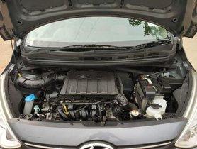 Used Hyundai Grand i10  1.2 Kappa Sportz MT car at low price