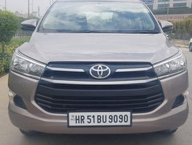 2018 Toyota Innova Crysta  2.8 GX AT for sale at low price