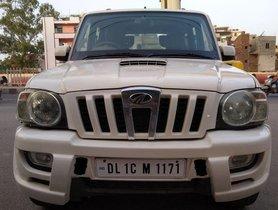 Mahindra Scorpio SLE BSIV MT 2012 for sale