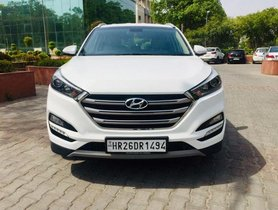 Hyundai Tucson 2.0 e-VGT 2WD AT GL 2018 for sale