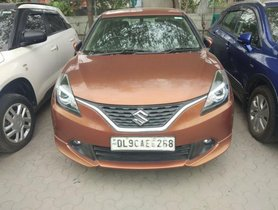 Maruti Suzuki Baleno MT 2015 for sale