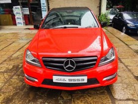 Used Mercedes Benz C-Class C 220 CDI BE Avantgare AT 2013 for sale