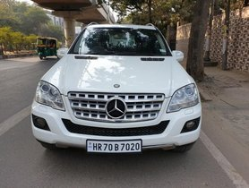 2010 Mercedes Benz M Class ML 350 4Matic AT for sale