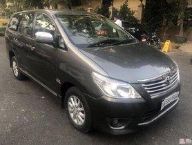 Toyota Innova MT 2012 for sale