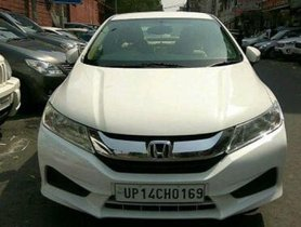Used Honda City  S MT car at low price