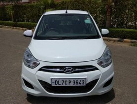 2013 Hyundai i10 Sportz 1.2 MT for sale at low price