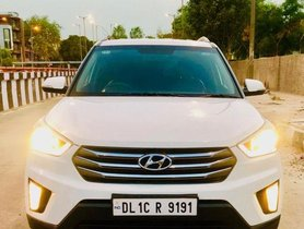 Hyundai Creta  1.6 VTVT AT SX Plus 2016 for sale