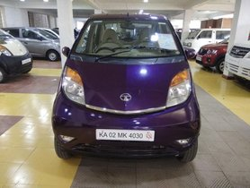 Used Tata Nano Twist XT MT car at low price