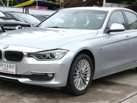 BMW 3 Series 320d Luxury Line AT 2013 for sale