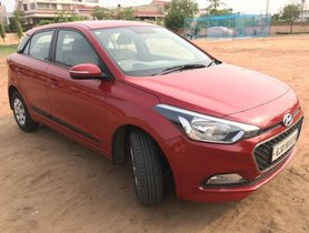 Used Hyundai i20 Sportz 1.2 MT car at low price