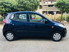 Hyundai i10 Asta 1.2 AT with Sunroof 2007 for sale