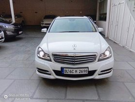 2012 Mercedes Benz C-Class C 200 CGI Elegance AT for sale