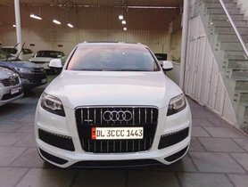 Audi Q7 3.0 TDI Quattro Technology AT 2013 for sale