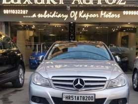 2012 Mercedes Benz C-Class 220 CDI AT for sale
