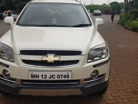 Used Chevrolet Captiva MT car at low price