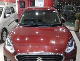Used Maruti Suzuki Dzire ZXI MT car at low price