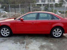 Used Audi A4 2.0 TDI Multitronic 2011 for sale