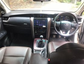 2018 Toyota Fortuner  4x2 Manual MT for sale at low price