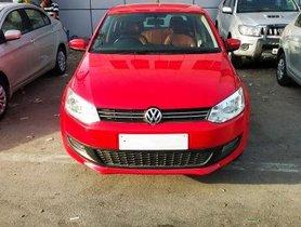 Used Volkswagen Polo  Diesel Comfortline 1.2L MT car at low price