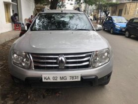 2012 Renault Duster  110PS Diesel RxL MT for sale