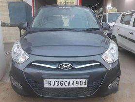 Hyundai i10 1.2 Kappa SPORTZ, 2015, Petrol MT for sale