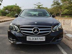 Mercedes Benz E Class  E 200 AT 2015 for sale