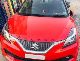 Used 2019 Maruti Suzuki Baleno RS MT for sale