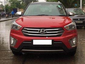 Used Hyundai Creta 1.6 VTVT AT SX Plus car at low price