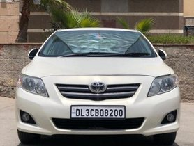 Used 2010 Toyota Corolla Altis  G MT for sale