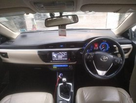 Used 2014 Toyota Corolla Altis D-4D G MT for sale