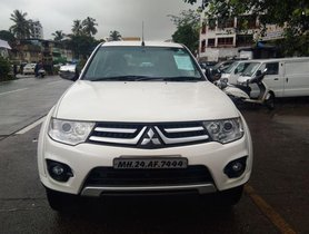 Used Mitsubishi Pajero Sport  Sport 4X4 MT car at low price
