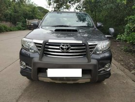 2015 Toyota Fortuner  4x4 MT for sale at low price