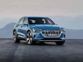 Audi e-tron Displayed In India, Expected To Launch By 2020