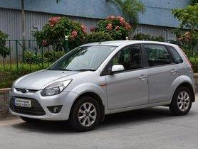 2012 Ford Figo  Diesel Titanium MT for sale