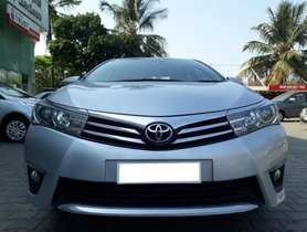 Toyota Corolla Altis GL MT for sale