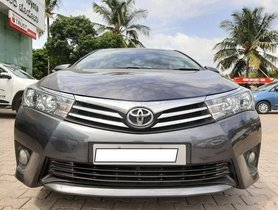 Used Toyota Corolla Altis  G AT car at low price