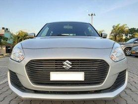 Maruti Suzuki Swift AMT VXI AT 2018 for sale
