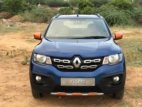 Used Renault Kwid Climber 1.0 AMT AT car at low price