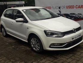 Volkswagen Polo 1.5 TDI Highline MT 2015 for sale