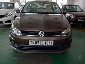 2017 Volkswagen Ameo MT for sale at low price