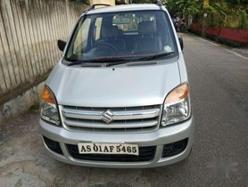 Used Maruti Suzuki Wagon R car LXI MT at low price